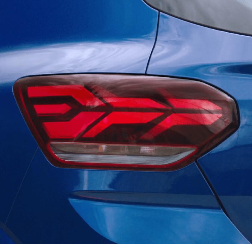 Rear lights DACIA new model