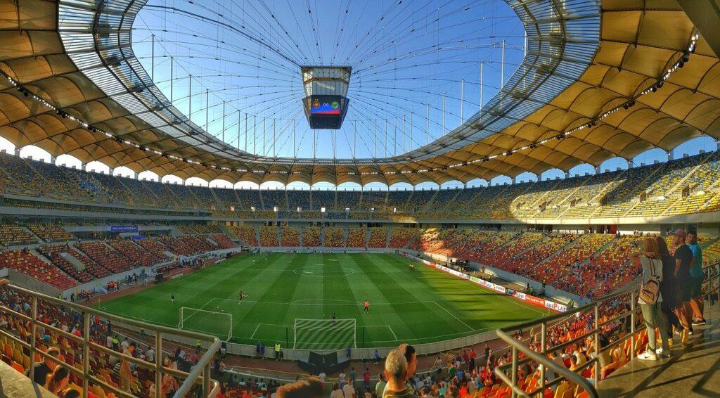 Bucharest football arena