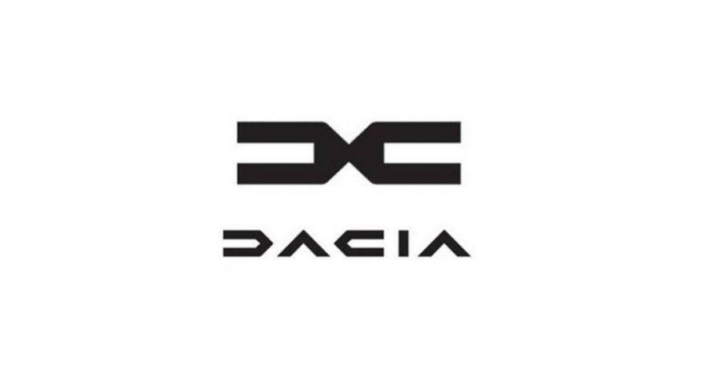 Dacia presents new logo
