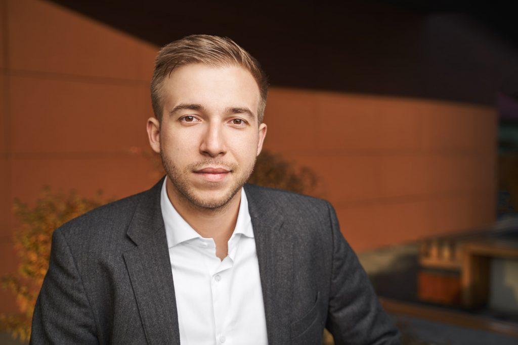 Andrei Cioroaga - CEO Recomedica Romanian Medical Startup