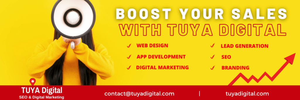 Boost your start-up with TUYA Digital