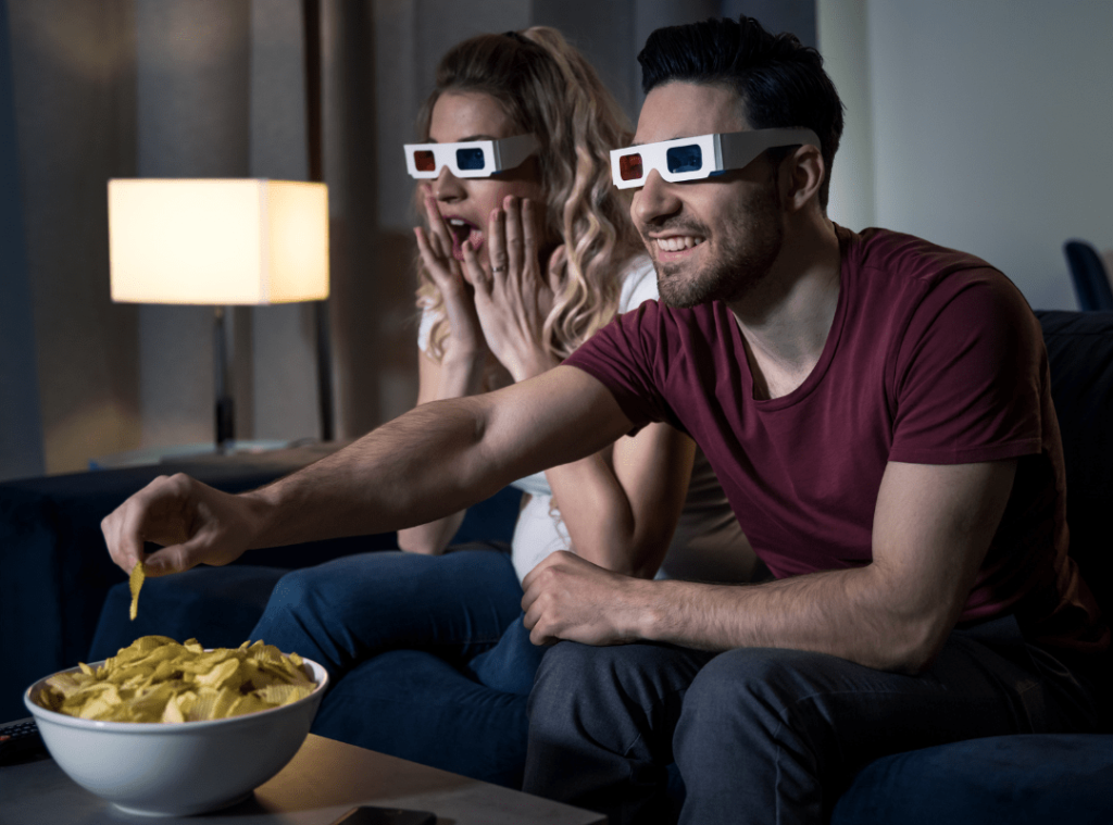 3D Movies invented by Romanians