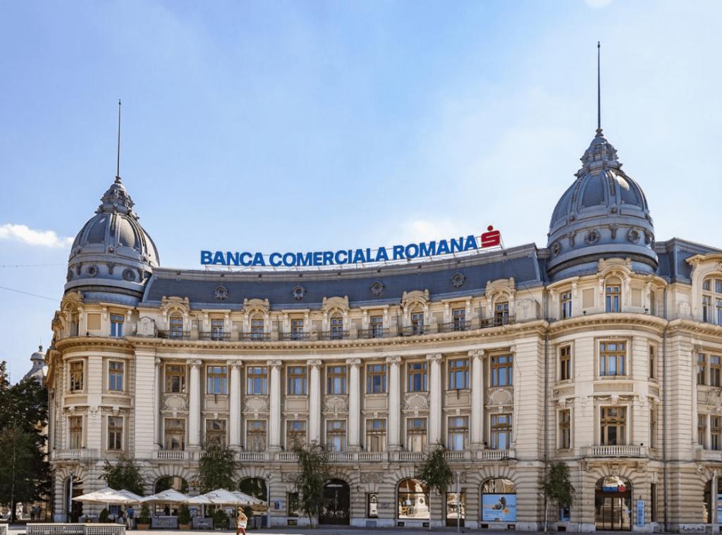 Top 10 Romanian Companies - BCR