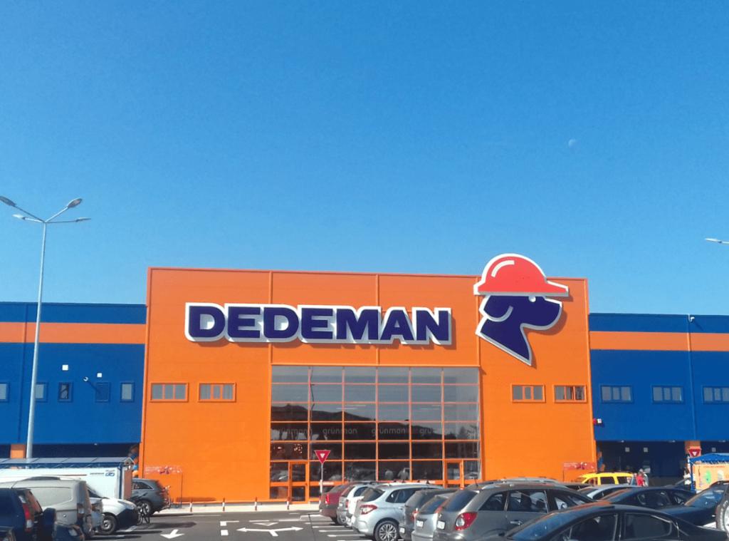 Top 10 Romanian Companies - Dedeman