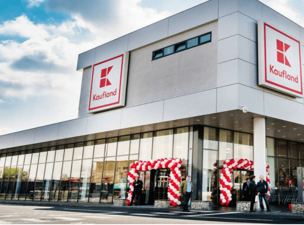 Top 10 Romanian Companies - Kaufland