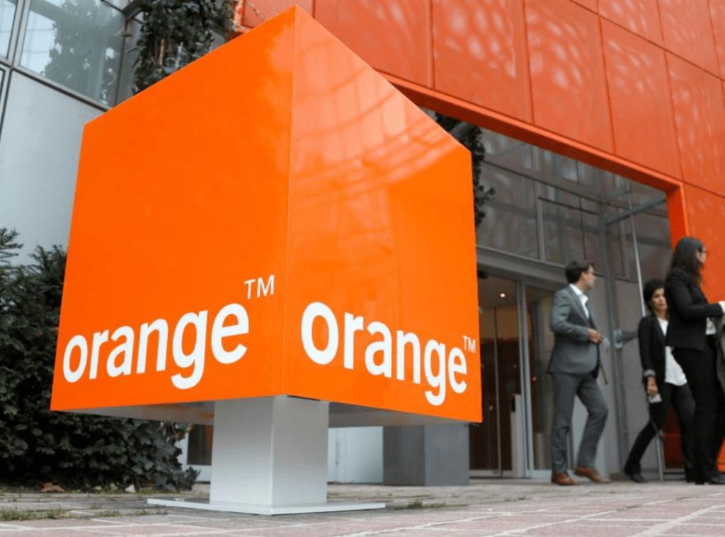 Top 10 Romanian Companies - Orange
