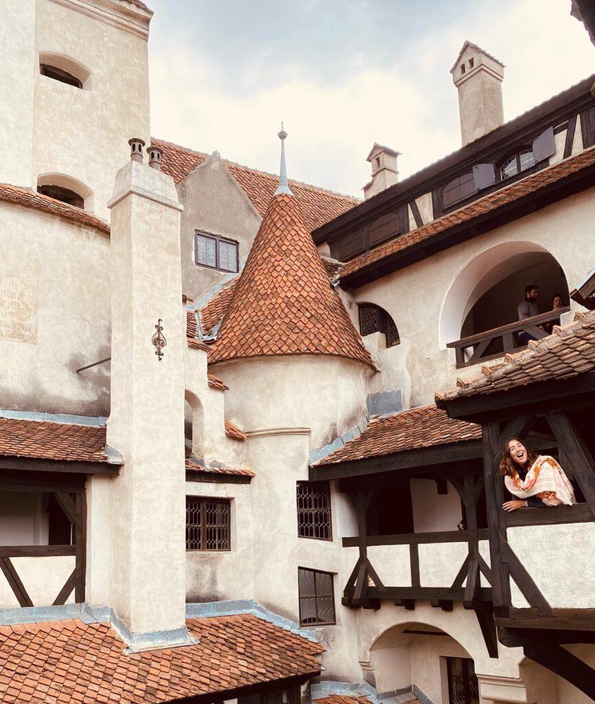 Fotografie de la Castelul Bran