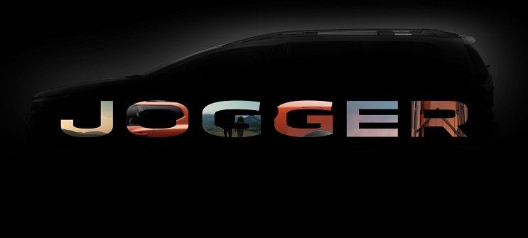 Dacia Jogger teaser banner